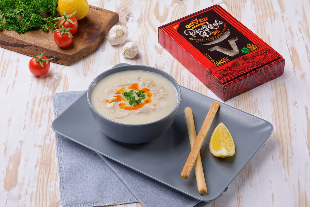 Pişşkembe - Hazır Pişmiş İşkembe Çorbası